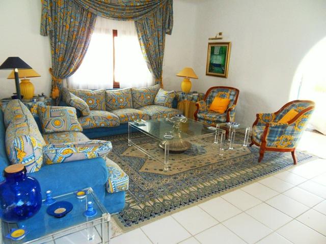 Grande maison marocaine a louer rabat hay nahda une for Acheter maison casablanca