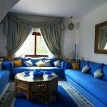 grand salon meublé
