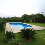 Piscine d'une villa a louer a Gol Beach