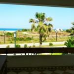 villa avec vue magnifique sur la plage
