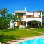 villa avec piscine a vendre