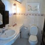 toilette pour les invités