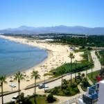 vue panoramique sur cabonegro