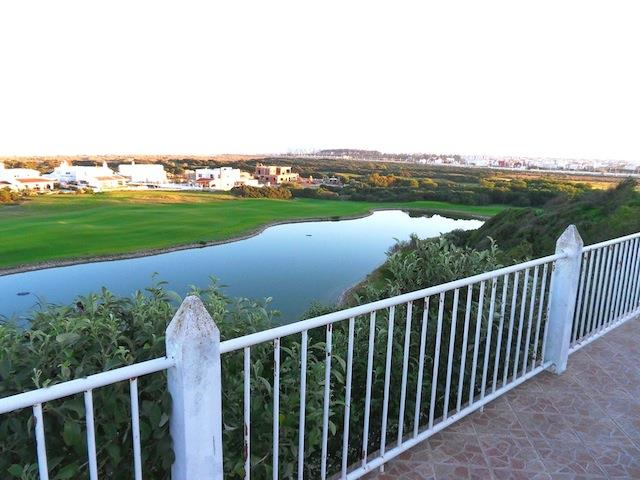 villa au coeur du golf royal
