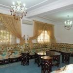 salon marocain meublé