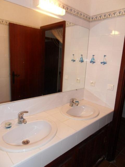 toilette d'une maison a vendre
