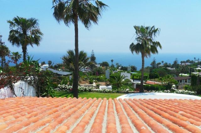 villa avec vue sur la mer a cabonegro