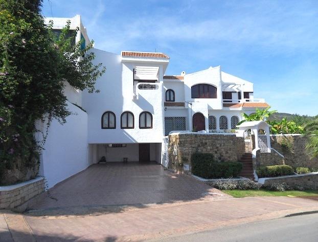 grande villa de luxe