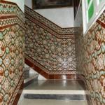 escaliers d'une maison a vendre