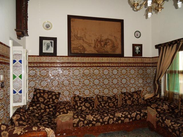 salon traditionnel