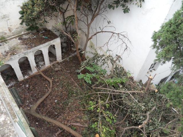 le grand jardin de riad