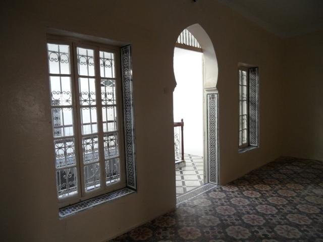 terrasse du riad medina tetouan