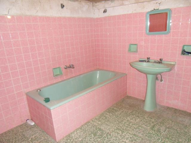 salle de bain de riad