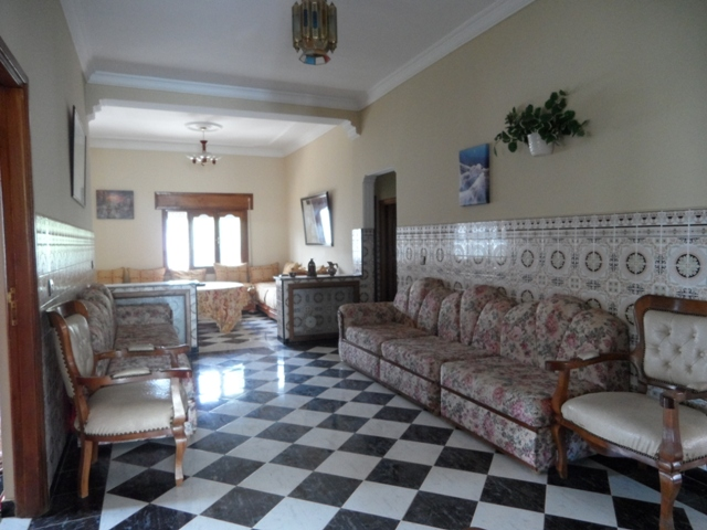 Salon Villa à vendre Amsa