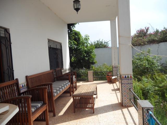 terrasse villa à vendre Amssa