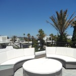 Terrasse villa vendre marina smir