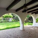 terrasse villa a vendre