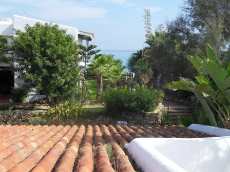 vue mer de la villa a vendre