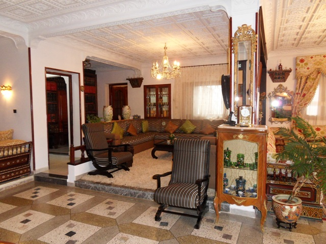salon villa a vendre