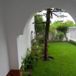 jardin de la villa