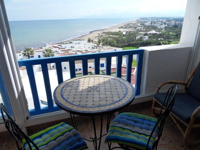 appartement avec splendide vue sur la mer
