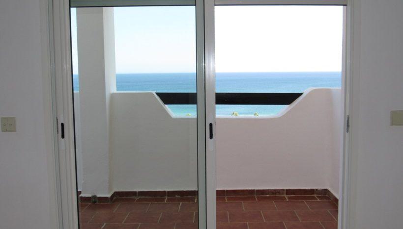 vue chambre de l'appartement a vendre