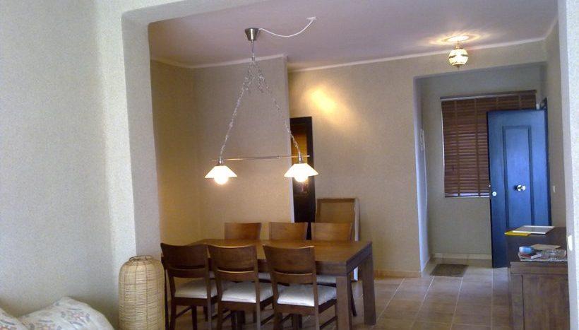 salon de l'appartement a vendre