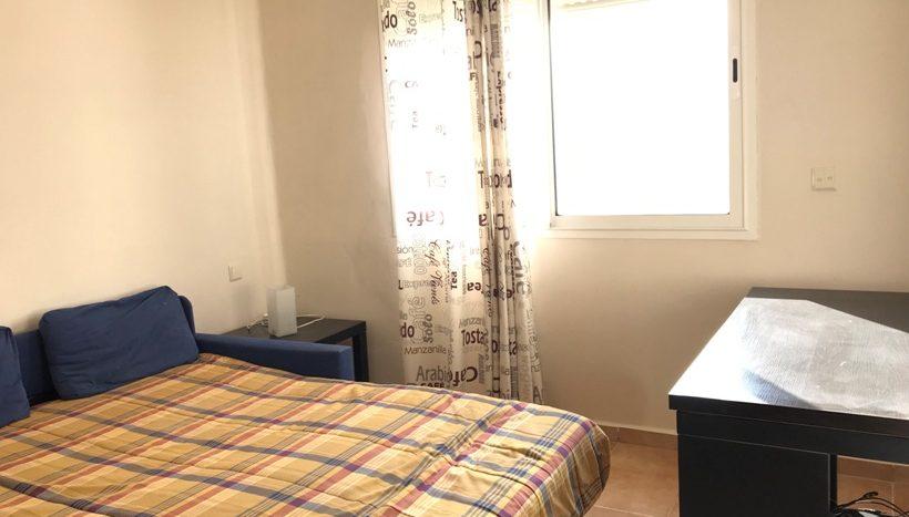 chambre a coucher de l'appartement a vendre