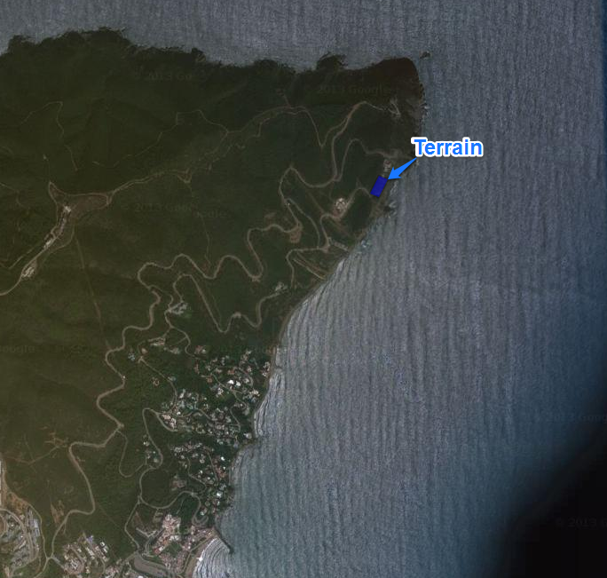 Terrain Cabo Negro