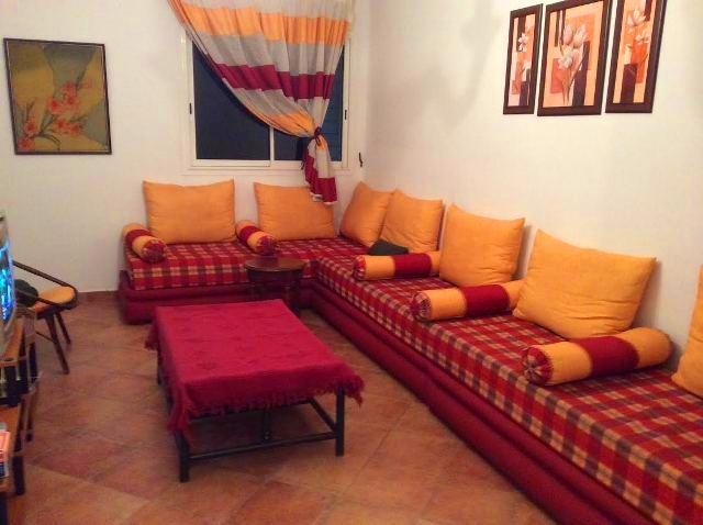Tetouan Jawhara Smir 1st Floor Apartment For Sale