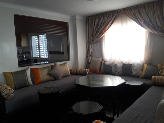 Tetouan sania plage sea side apartment for sale cap for Chambre a coucher wad kniss